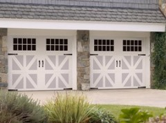 Amarr Carriage House Doors